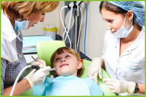 Детский стоматолог терапевт