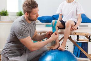 Детский физиотерапевт
